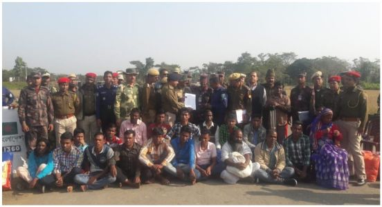 Detained for violation of Passport Act, Assam Border Police deports 21 Bangladeshi nationals back to their country