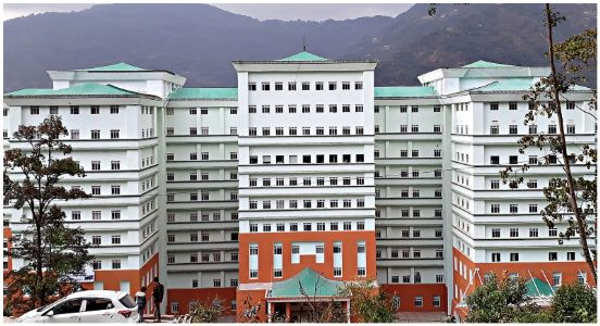 Taking a giant leap in healthcare, Sikkim gets India's second 'biggest' govt hospital providing free treatment to locals
