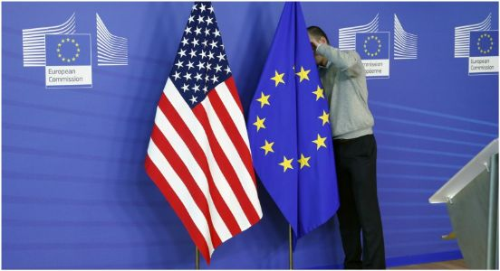 EU publishes its negotiating plans for a free trade deal with US