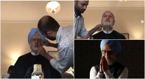 Peek a boo! Look how Accidental Prime Minister who could not speak for 20 sec gets ready in no time