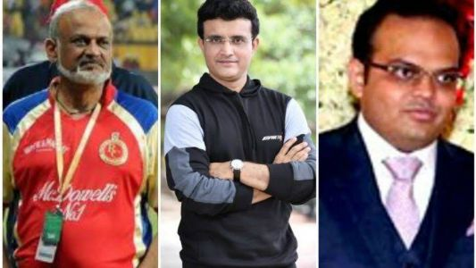 Revamping postures, BCCI sets to chair Ganguly as President, Brijesh Patel as IPL chairman and Jay Shah as Secretary