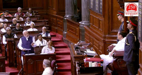 'Rajya Sabha's about checks, balance', PM Modi lauds brother political parties, NCP, BJD on first day of Winter Session