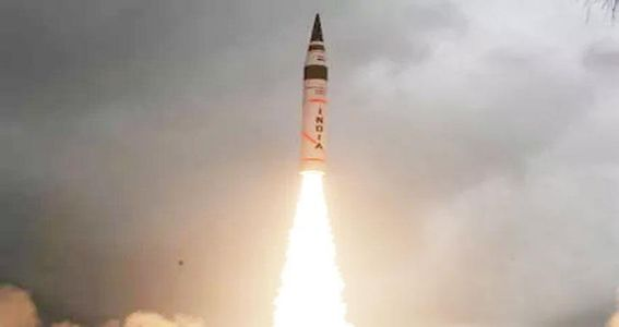 For first time ever, DRDO successfully conducts Agni II missile's night trial