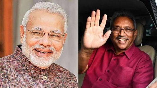 Deepening ties between two nations, PM Modi congratulates Sri Lanka's new Prez Gotabaya Rajapaksa