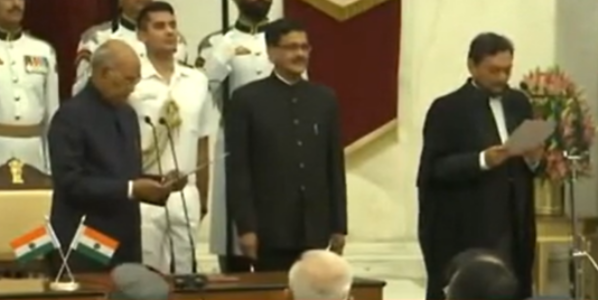 Centering intelligence, social media, modern technologies.. that's new Chief Justice of India SA Bobde for you!
