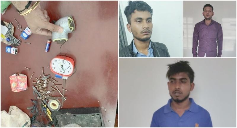 Image result for delhi police ied