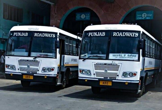 Punjab all set to launch vehicle tracking system in Punjab Roadways and  PUNBUS - NewsBharati