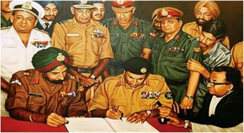 Nation celebrates Vijay Diwas: Glorious victory to liberate a nation from clutches of dark dictatorship, Indo-Pak War of 1971 - NewsBharati