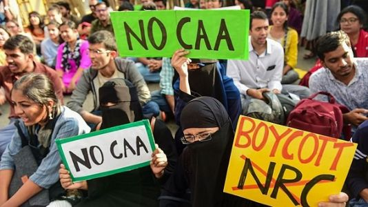 A clear view for 'Azadi' CAA Protesters! Here is what actual CAA notes agin ruled misconceptions