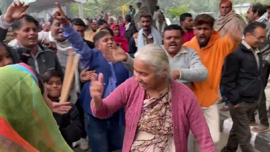 Hindu Refugees ask Medha Patkar: If not in Hindusthan, Where would Hindu refugees go?