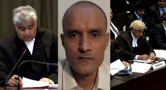 Stating Pakistan's allegations baseless, India appeals ICJ to direct Kulbhushan Jadhav's release