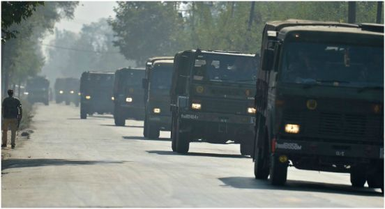 J&K: Movement of paramilitary convoys by road will continue, says Home Ministry