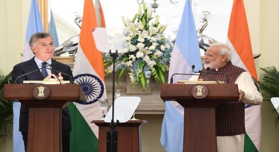 Time to talk with Pakistan is over, PM Modi on India-Argentina Special Declaration to Fight Terrorism