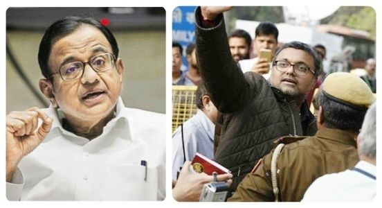 #AircelMaxisCase: Chidambaram father-son set free till March 8