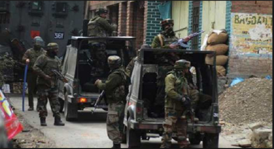 Four Army personnel, including a Major, martyred in an encounter with terrorists: Militant again showed their poisonous sting in Jammu and Kashmir