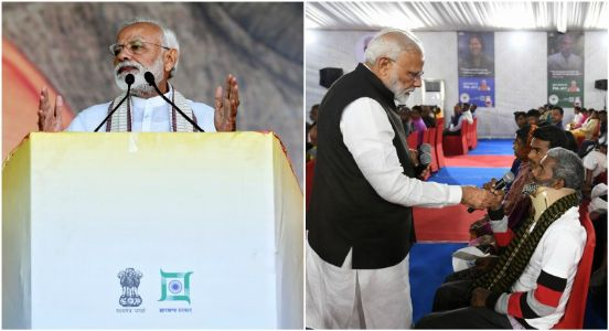 PM Modi visits Jharkhand, Bihar: Let's have a quick look on Modi's Sunday to do list