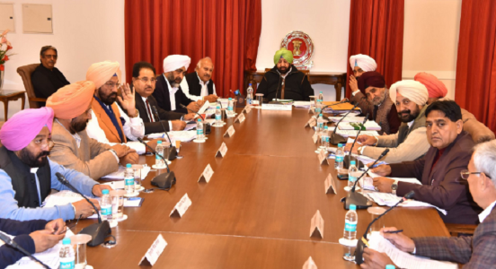 Punjab cabinet extends the policy duration, engaged in granting plots to riot victims