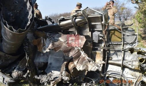 Fallacy of Pak claims regarding air combat/dog fight of 27 Feb 2019