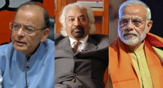 And the twitter war kicks off slamming Pitroda over questioning the Indian reigns..!