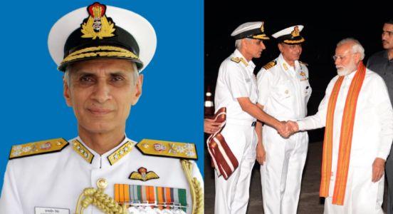 Succeeding Admiral Sunil Lanba, new helmsman Vice Admiral Karambir Singh to sail the Indian Navy