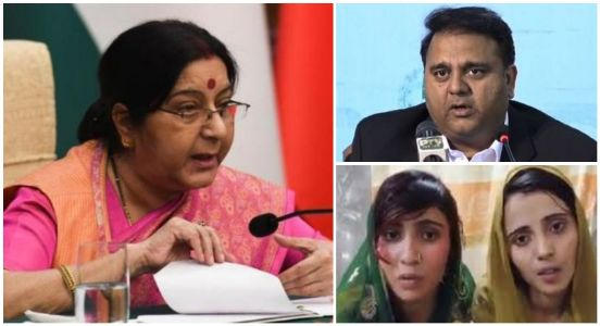 Raising a voice strong enough, India slaps verbal note to Pakistan on abduction of Hindu girls and calls for remedial action