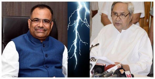 Tug of war in Odisha: To fight with CM Naveen Patnaik BJP fields Pitamber Acharya in Hinjili