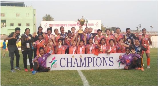 Bringing home the trophy! Indian Women Football team wins SAFF Women's Championship for the fifth time in a row