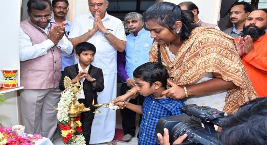 "First Siddha Multi-specialty clinic ""Manushyaa Blossom"" opened in Chennai"