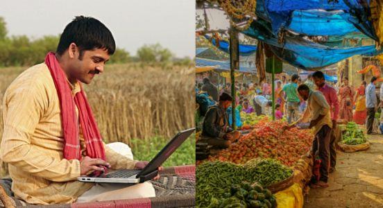 eNAM-  a digital market,  support system of hard working farmers