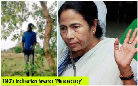 TMC highlights its inclination towards 'murdercracy' again; BJP activist son found dead in Purulia