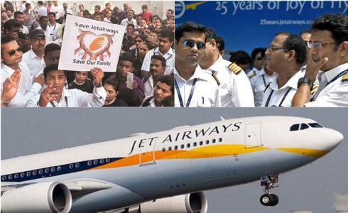 Flying its finale flight..! Jet Airways cease air operations amid SBI's refusal to emergency funding