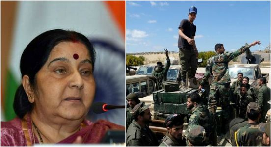 EAM Sushma Swaraj rings emergency bell in Libya, urges stranded Indians to leave Tripoli immediately