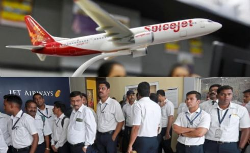 Taking under the wings, Spice Jet absorbs 500 Jet Airway employees at first preference