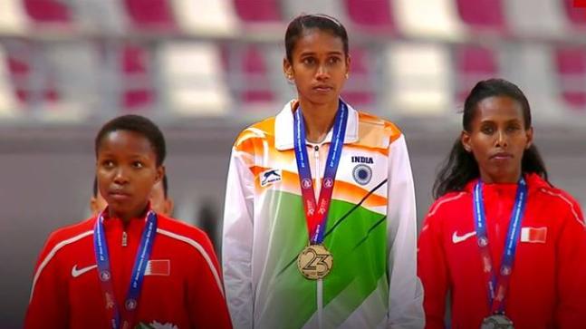 Indian stars shine at Asian Athletics Championship in Doha ...