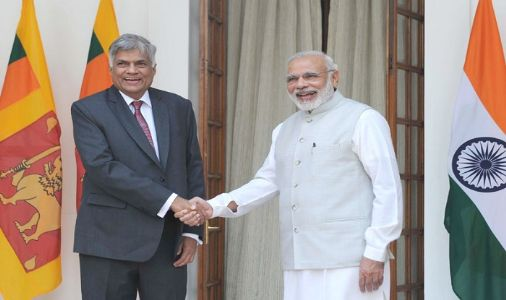Wishes from neighbours! Sri Lanka PM Wickremesinghe congratulates PM Modi for magnificent victory
