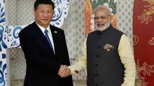 Well dressed for success..! Chinese President congratulates Modi for NDA's victory under his leadership