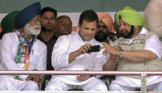 Congress keeps hold on Punjab Lok Sabha seats, leading in 8 seats, SAD & BJP 2 each