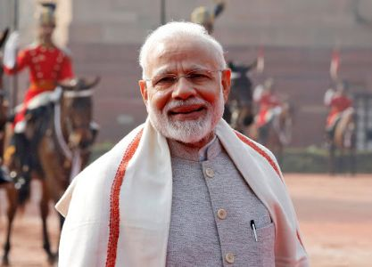 Owing his victory to people, PM Modi thanks India promising growth and prosperity