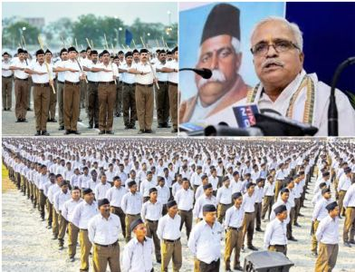 Dynamic power house energizing nation..! Third year summer camp of RSS commences in Nagpur
