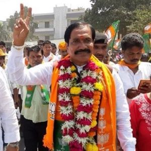 Lalubhai Patel Wins One and the Only Seat of Daman and Diu