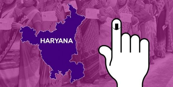 Clean swipe in Haryana in early trends! BJP leaves no room for any competition with 10 out of 10 seats lead