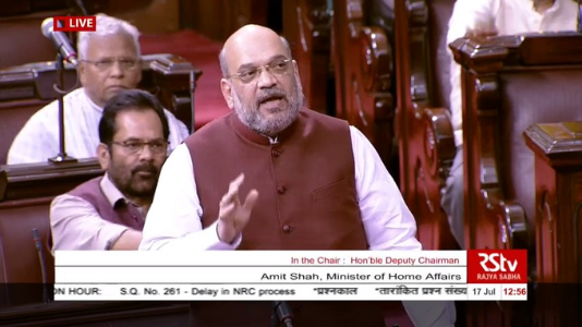 Will find and deport all illegal infiltrators living on every inch of our country: Amit Shah's assures nation