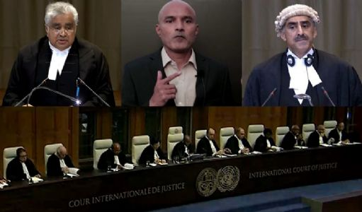 Big relief for Kulbhushan: Slamming Pakistan ICJ halts death sentence allowing councillor access to Jadhav