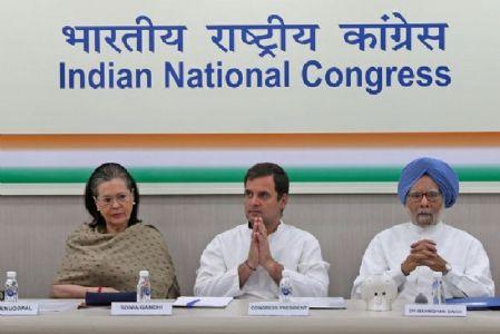 Rudderless Congress seeks refuge in 'Mother (Superior) Sonia'