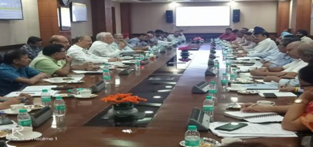 Action plan towards reducing waste! High level meeting discusses on recycling milk pouches