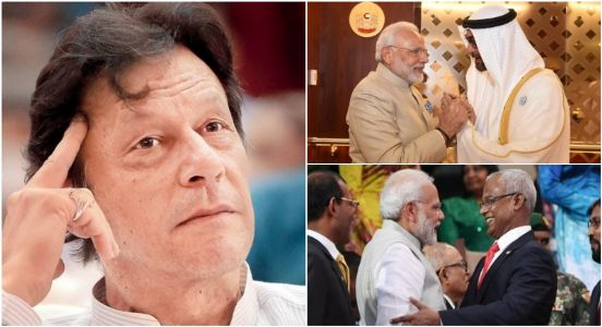 Crushing down Pakistan's hopes; UAE, Maldives back India's decision to scrap Article 370 says 'its internal matter'