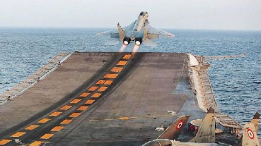Can Aircraft Carriers effectively dominate Indian Ocean Region against adversaries?