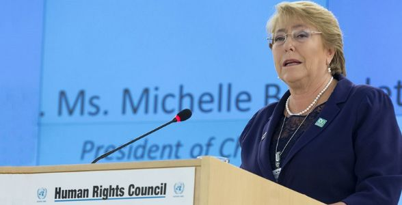 Unfounded concern of the UN human rights chief