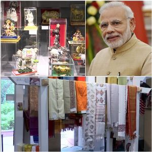 Over 2,700 gifts, shawls received by PM all set to auction online till October 3
