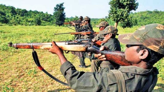Chhattisgarh: Two Maoists killed in Bastar division